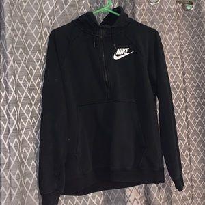 Black nike sweatshirt :)